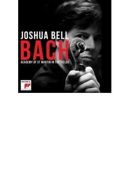 ヴァイオリン協奏曲集、シャコンヌ、他 ジョシュア・ベル&アカデミー室内管弦楽団