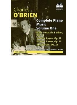 ピアノ作品集第1集 ウォーレン・メイリー=スミス