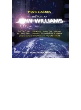 Movie Legends-the Music Of John Williams: Kashif / Rpo