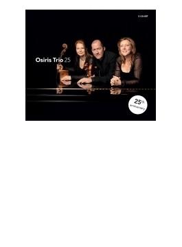 Osiris Trio: 25th Anniversary Box