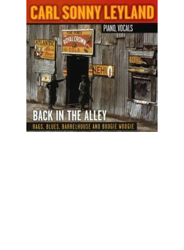 Back In The Alley