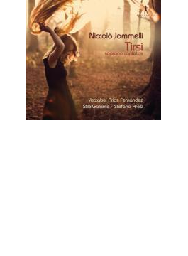 Tirsi-soprano Cantatas: Y.a.fernandez(S) Aresi / Stile Galante