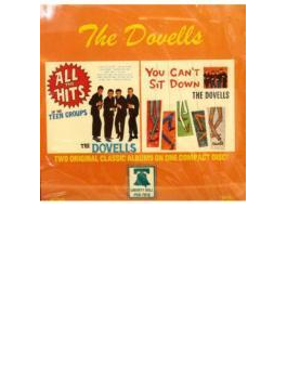 All The Hits Of The Teen Groups / You Can't Sit