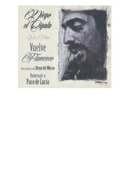 Vuelve El Flamenco: Homenaje A Paco De Lucia: フラメンコへの帰還~パコ デ ルシアに捧ぐ