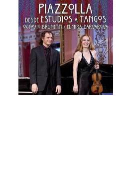 Desde Estudios A Tangos: Darvarova(Vn) Brunetti(P)