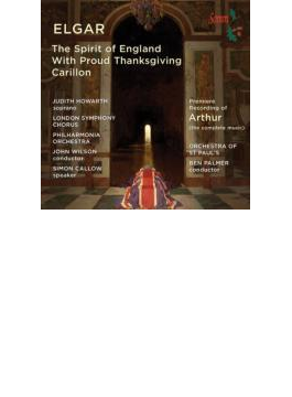 The Spirit Of England, Carillon, Etc: J.wilson / Po J.howarth(S) B.palmer / Bbc Concert O Etc
