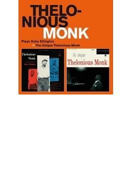 Plays Duke Ellington / The Unique Thelonious Monk