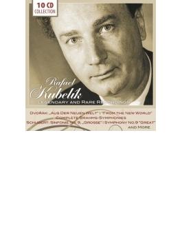ラファエル・クーベリック/レジェンダリー&レア・レコーディングズ(10CD)