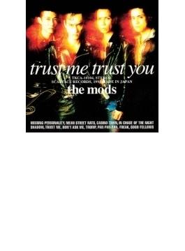 TRUST ME TRUST YOU 【HQCD】