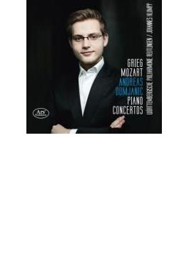 Piano Concerto: Domjanic(P) Klumpp / Reutlingen Wurttemberg Po +mozart: Concerto, 20, (Hyb)