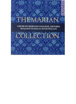 Marian Collection: P.phillips / B.nicholas / Oxford Merton College Cho