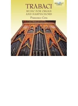 オルガン、チェンバロ作品集 フランチェスコ・チェーラ(2CD)