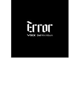 2nd Mini Album: Error