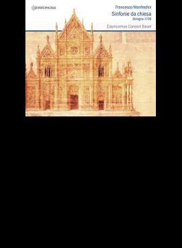 Sinfonie Da Chiesa: Barczi / Capricornus Consort Of Basel