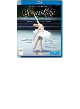 『白鳥の湖』 ヌレエフ振付、エシナ、シショフ、ウィーン国立バレエ(2014)