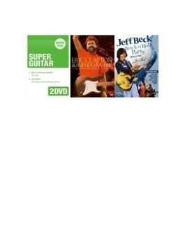 Super Guitar: Eric Clapton & Friends / Live In Birmingham 1986 + Jeff Beck / Live At Iridium ~les Paul Tribute
