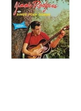Jimmie Rodgers / Sings Folk Songs