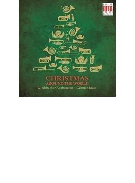 Christmas Around The World: German Brass Windsbacher Knabenchor