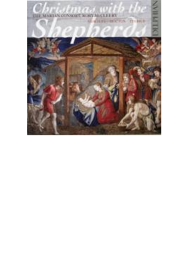 Christmas With The Shepherds: Mccleery / The Marian Consort