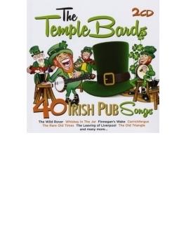 40 Irish Pub Songs