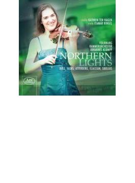 Northern Lights: Kathrin Ten Hagen(Vn) Klump / Folkwang Co Ringel(Va) (Hyb)