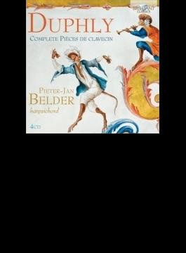 クラヴサン作品全集 ベルダー(4CD)