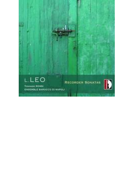 Recorder Sonatas: Tommaso Rossi(Rec) Ensemble Barocco Di Napoli