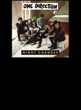 Night Changes (3 Tracks)
