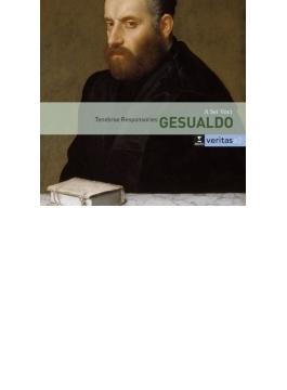 聖週間のためのレスポンソリウム ア・セイ・ヴォーチ(2CD)