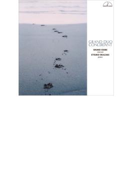 Grand Duo Concertante-brahms, Berg, Weber, Penderecki, Schumann, R.strauss: 磯部周平(Cl) 岡崎悦子(P)