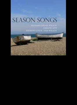 Season Songs-britten, A.leach, B.parry, J.parry: Edgar-wilson(T) E.asti A.leach(P)