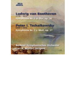 Sym, 2, : Bunte / Berlin So +beethoven: Sym, 2,