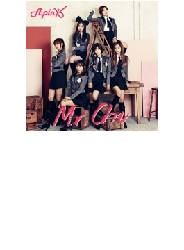Mr. Chu (On Stage) ~Japanese Ver.~【初回生産限定盤A】(CD+DVD+Apink Special トートバッグ +ミュージックコネクティングカード)