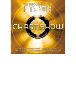Die Ultimative Chartshow Hits 2014