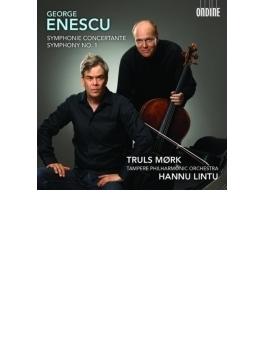 交響曲第1番、協奏交響曲 リントゥ&タンペレ・フィル、モルク