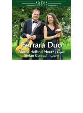 Ferrara Duo(Fg & G): Music For Bassoon & Guitar