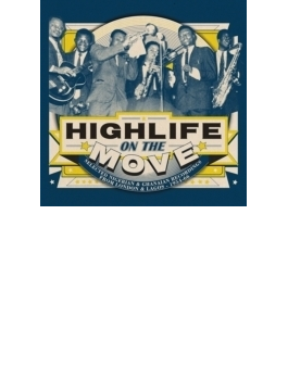 Highlife On The Move (+book)