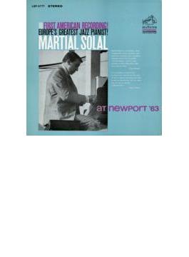 Martial Solal At Newport 63