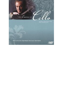 Eric Bartlett: The Essence Of Cello-works For Eric Bartlet