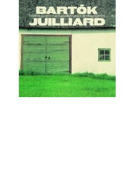 弦楽四重奏曲全集 ジュリアード弦楽四重奏団(1981)(2CD)