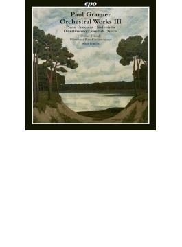 管弦楽作品集第3集~ピアノ協奏曲、シンフォニエッタ、他 トリエンドル、フランシス&ミュンヘン放送管