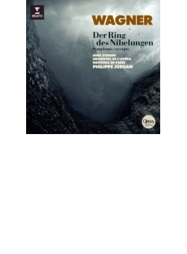 Symphonic Excerpts From The Ring: P.jordan / Paris National Opera O Stemme(S)