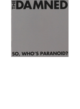 So, Who's Paranoid
