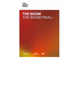 THE BOOM FINAL (DVD 3枚組)【通常盤】