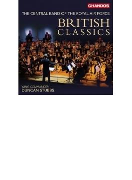 イギリスの吹奏楽作品集~ホルスト、ヴォーン・ウィリアムズ、グレインジャー、ラングフォード、他 ロイヤル・エア・フォース・セントラル・バンド