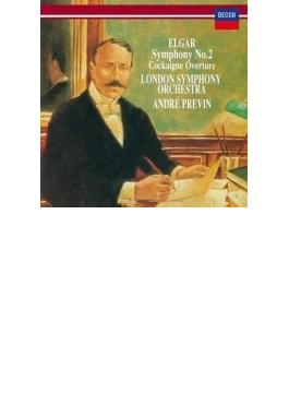 交響曲第2番、序曲『コケイン』 プレヴィン&ロンドン交響楽団