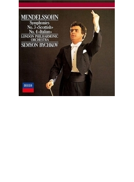 交響曲第3番『スコットランド』、第4番『イタリア』 ビシュコフ&ロンドン・フィル