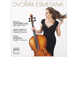 Cello Concerto: Szambelan(Vc) Kabara / Sinfonietta Cracovia +smetana: Moldau
