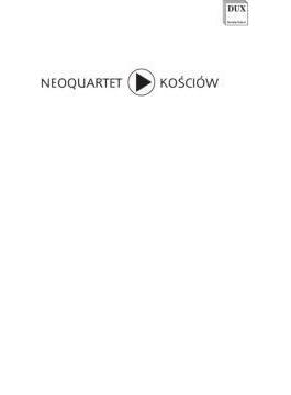 String Quartet, 3, 5, 6, 9, 10, : Neoquartet