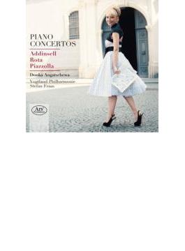 Las Estaciones Portenas: Angatschewa(P) Fraas / Vogtland Po +n.rota: Piano Concerto, Addinsell (Hyb)